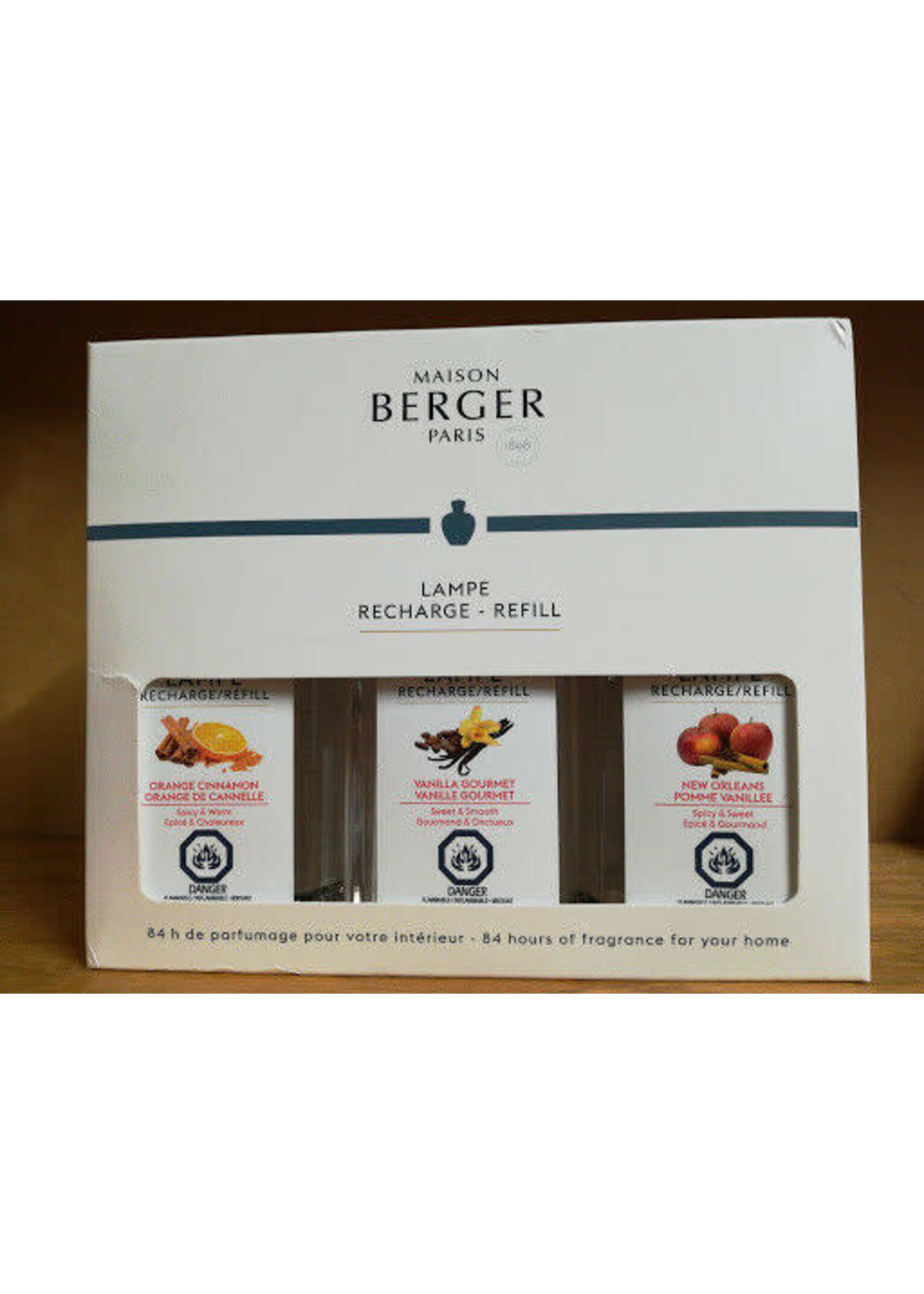 Maison Berger TrioPack Warm