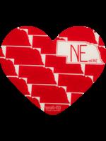 Wet-It Nebraska Heart Swedish Dishcloth
