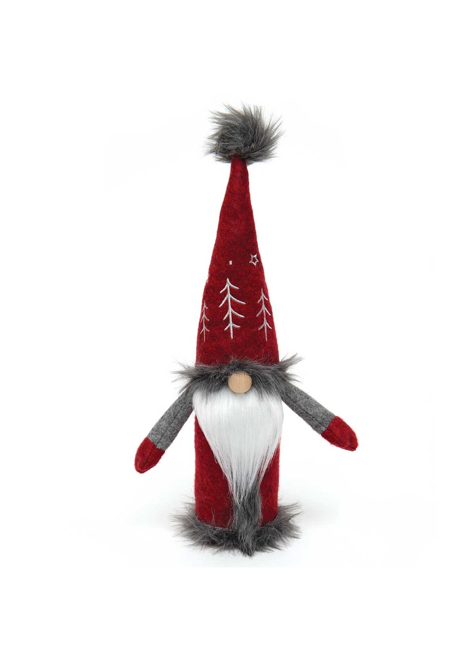 "Meravic Danish Gnome with Tree Stitch Hat 13.5"""