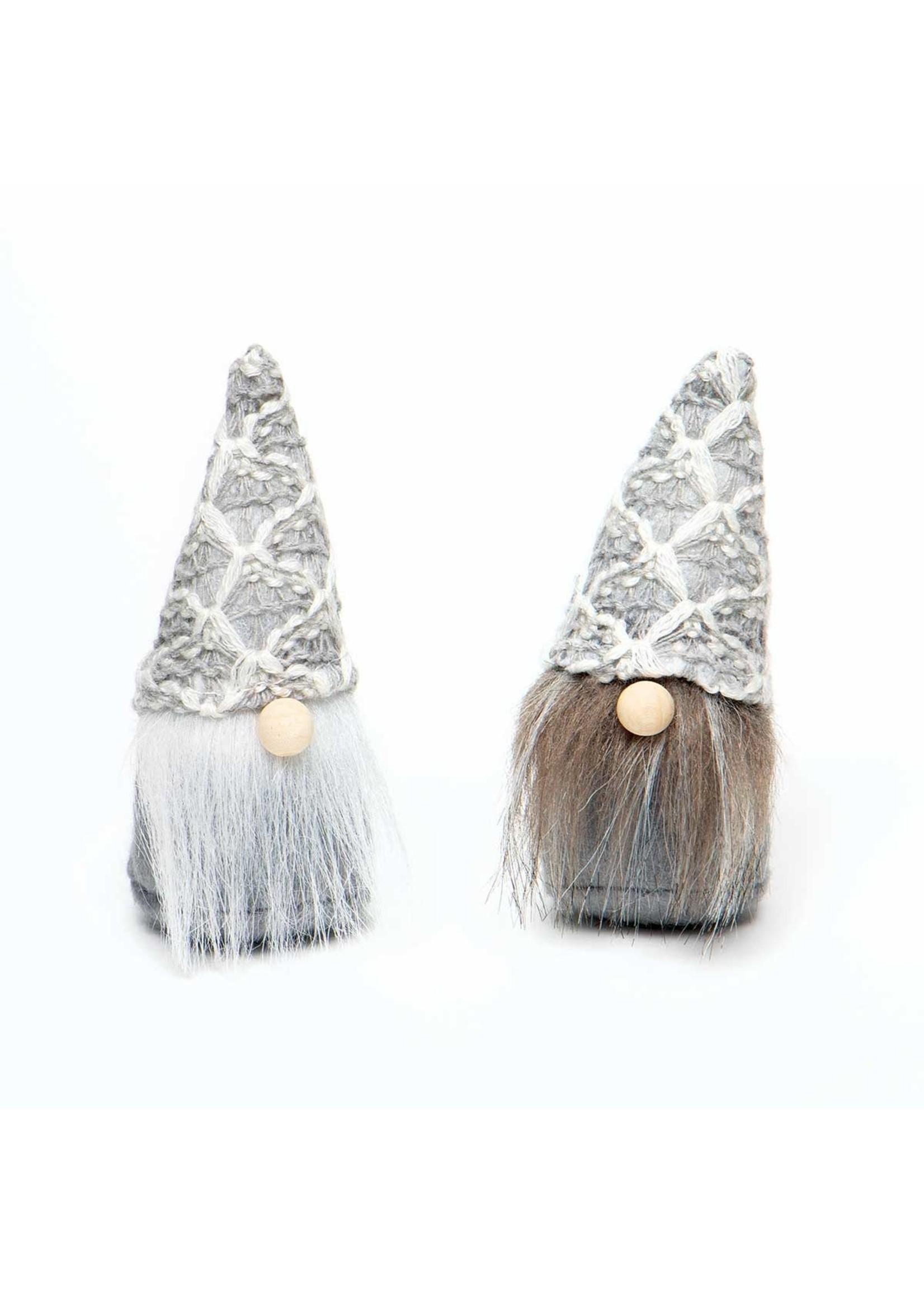 Meravic Gnome Ornament Gray Beard