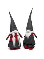 """Meravic The Swiss Twin Boy Expandable Gnome 32""""-44"""""""