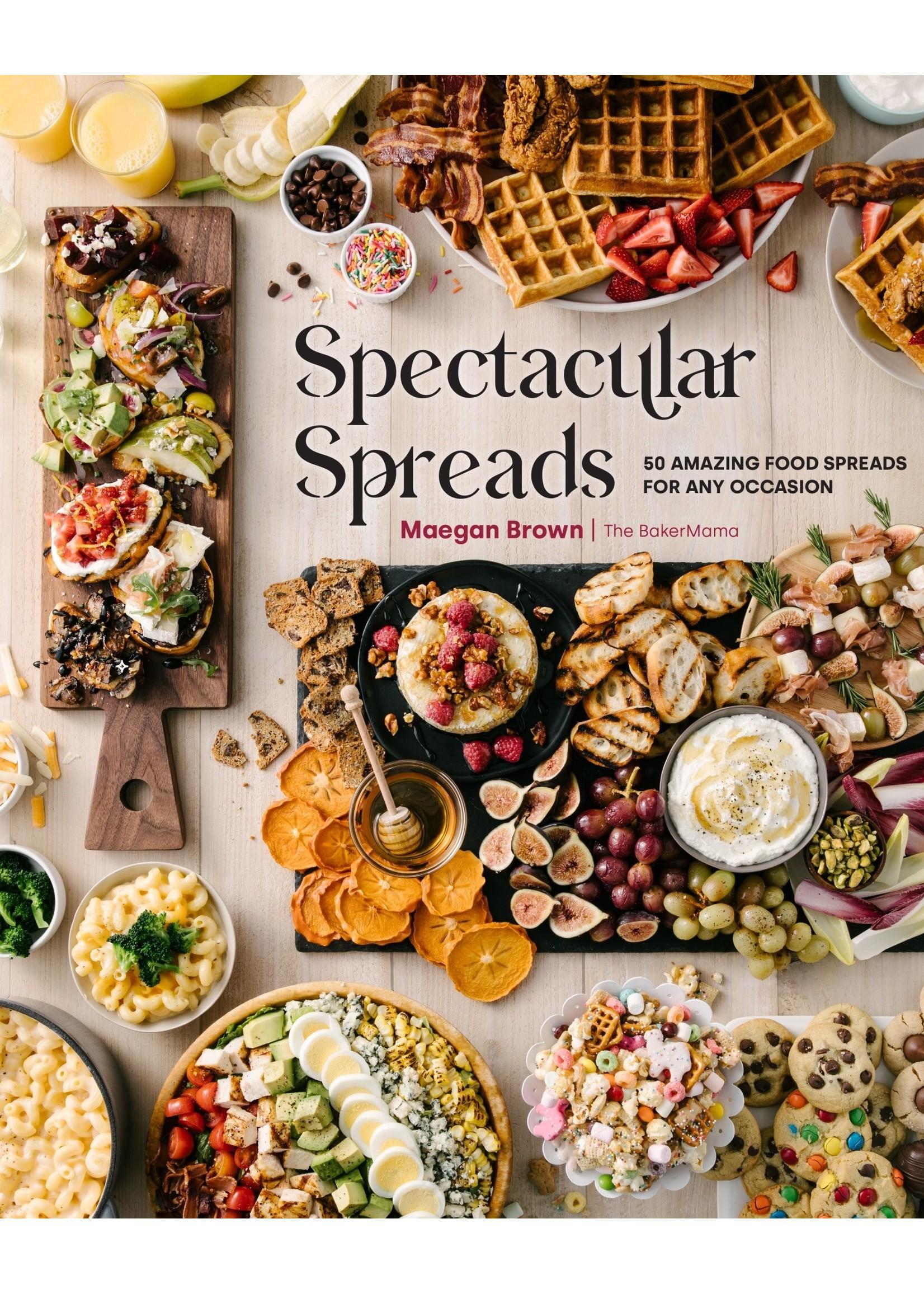 Quarto Spectacular Spreads