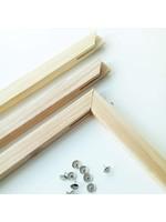 Winnie's Pick Set of 4 Wooden Stretchers 16x20 in