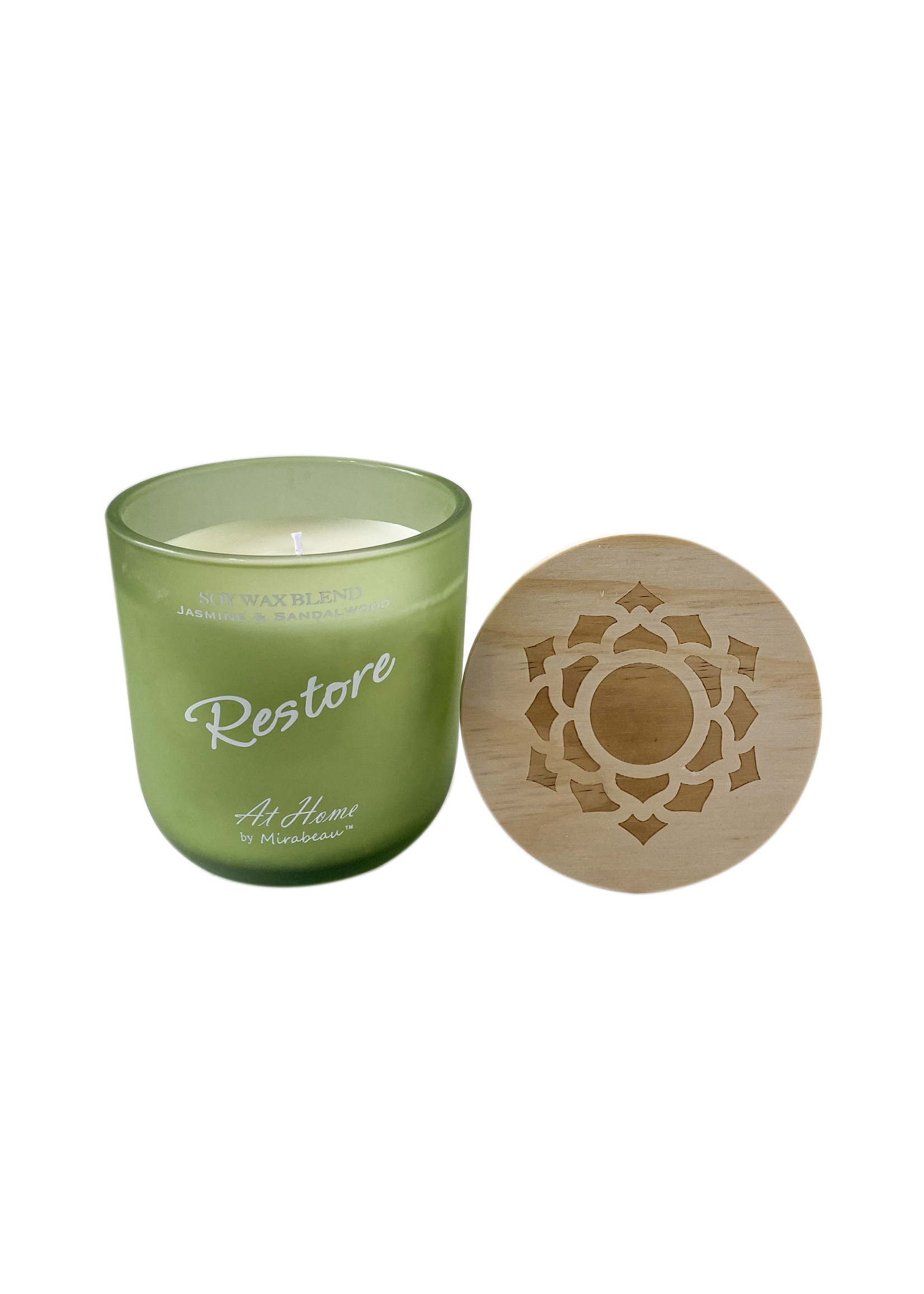 At Home by Mirabeau Zen & Spa Candle