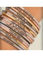 Embracelets Nursing School Survivor Embracelet-Rose Gold
