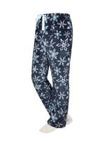 Fashion by Mirabeau Velvety Fleece Cozy PJ Bottoms