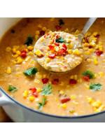 What's Cookin Fiesta Corn Chowder