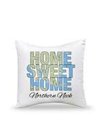 Mariasch Studios Home sweet Home Omaha, Nebraska 10x10 Pillow