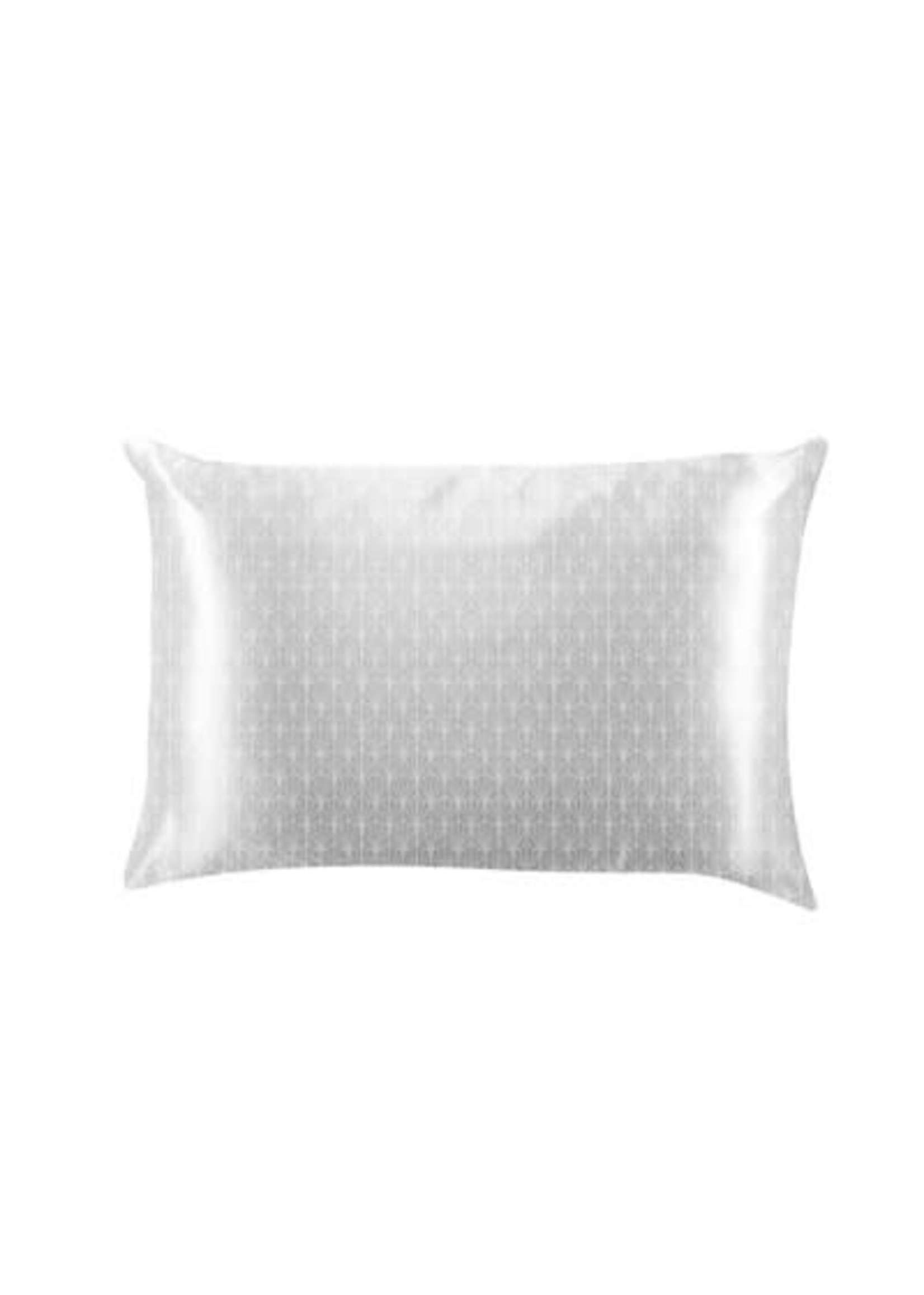 Lemon Lavender Silky Satin Pillowcase