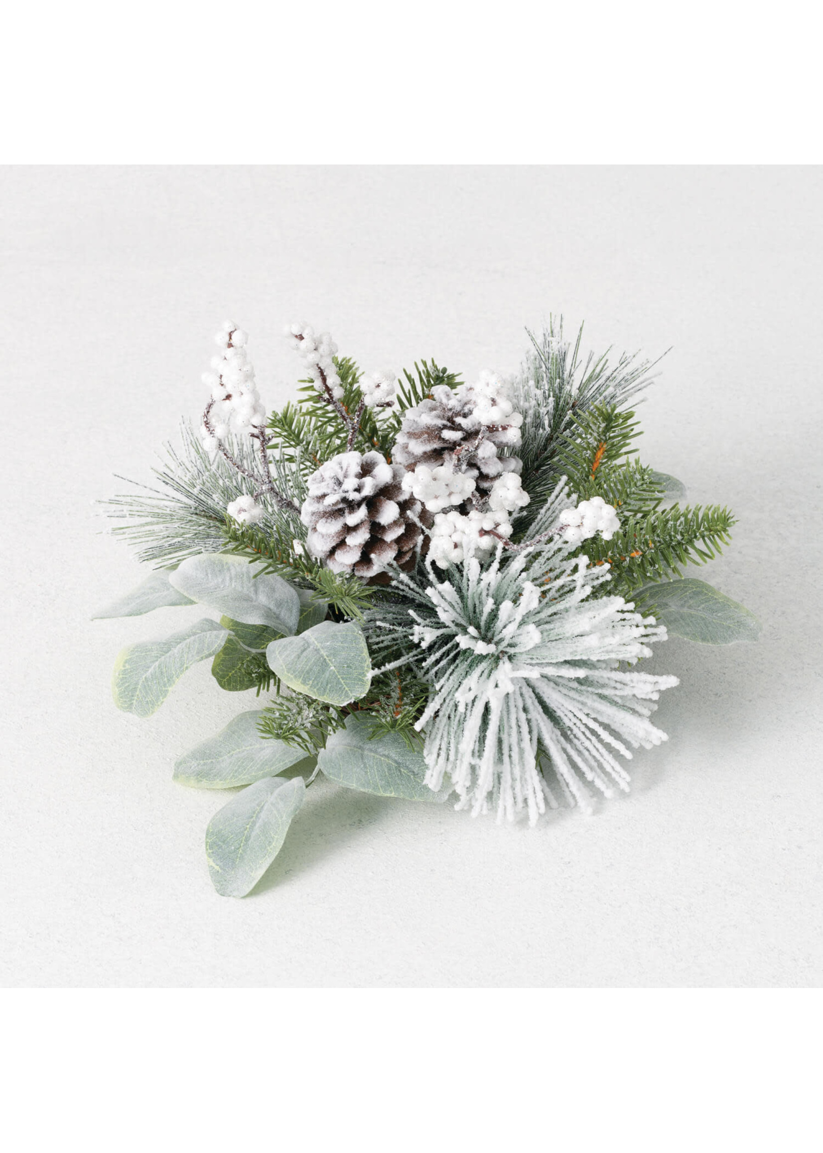 Sullivans Mix Pine, Euc, Berry Orb Frosted Green