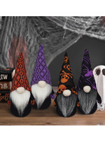 "Opportunities 7"" Plush Halloween Gnome Shelf Sitter"