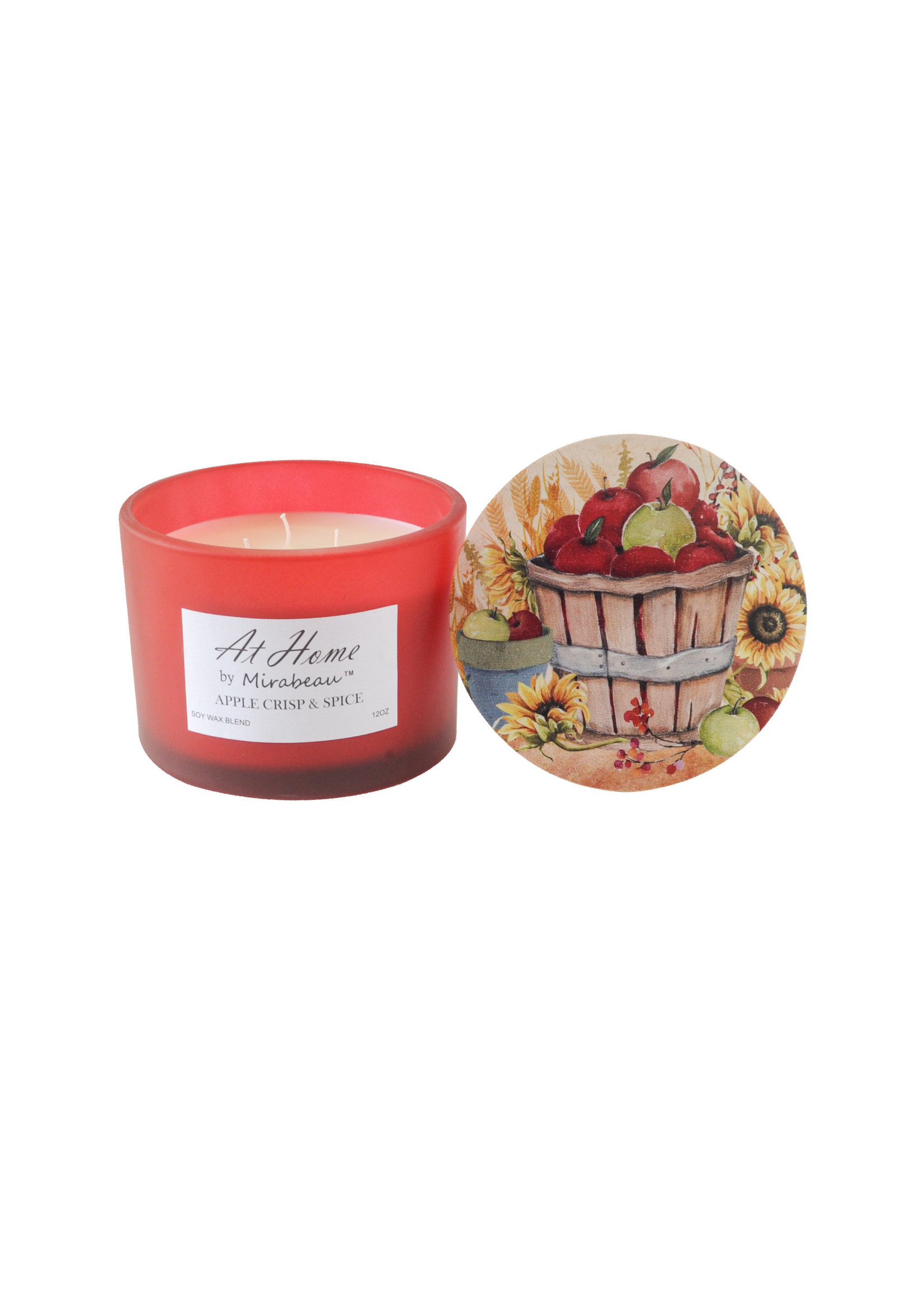 At Home by Mirabeau Fall 12 oz Candle