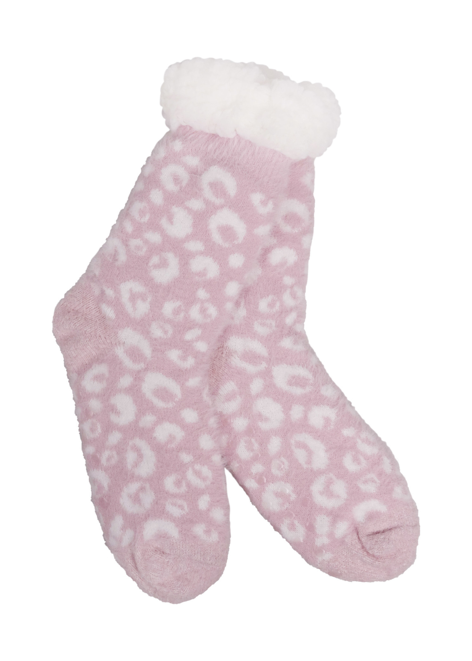 Fashion by Mirabeau Cozy Soft 7th Ave Thermal Slipper Socks