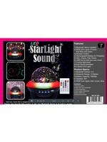 Trend Tech Starlight Sounds Bluetooth Speaker