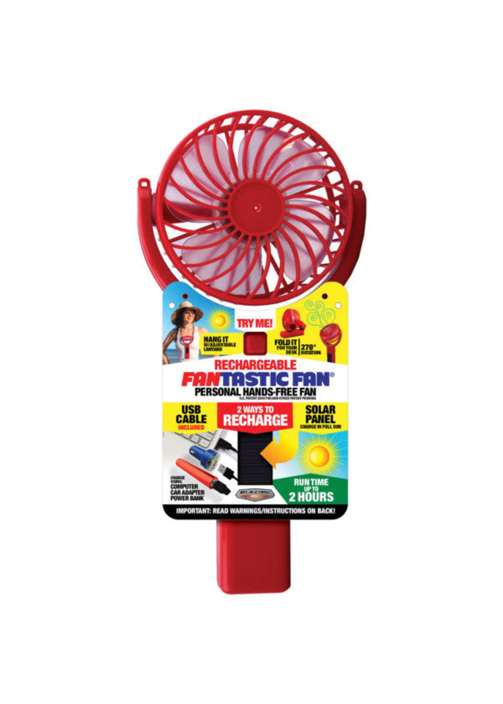 Shawshank LEDz Rechargeable Fantastic Fan