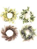 Foundations Decor Seasonal  Interchangeable Wreath