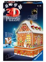 Ravensburger Gingerbread House 3D Puzzle