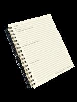 Journals Unlimited Retirement Party Journal