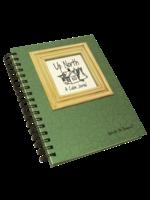 Journals Unlimited Up North Cabin Journal - Dark Green