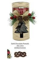 Too Good Gourmet Dark Chocolate Pretzel Twist