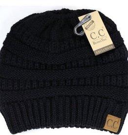 Cable Knit Confetti Hat