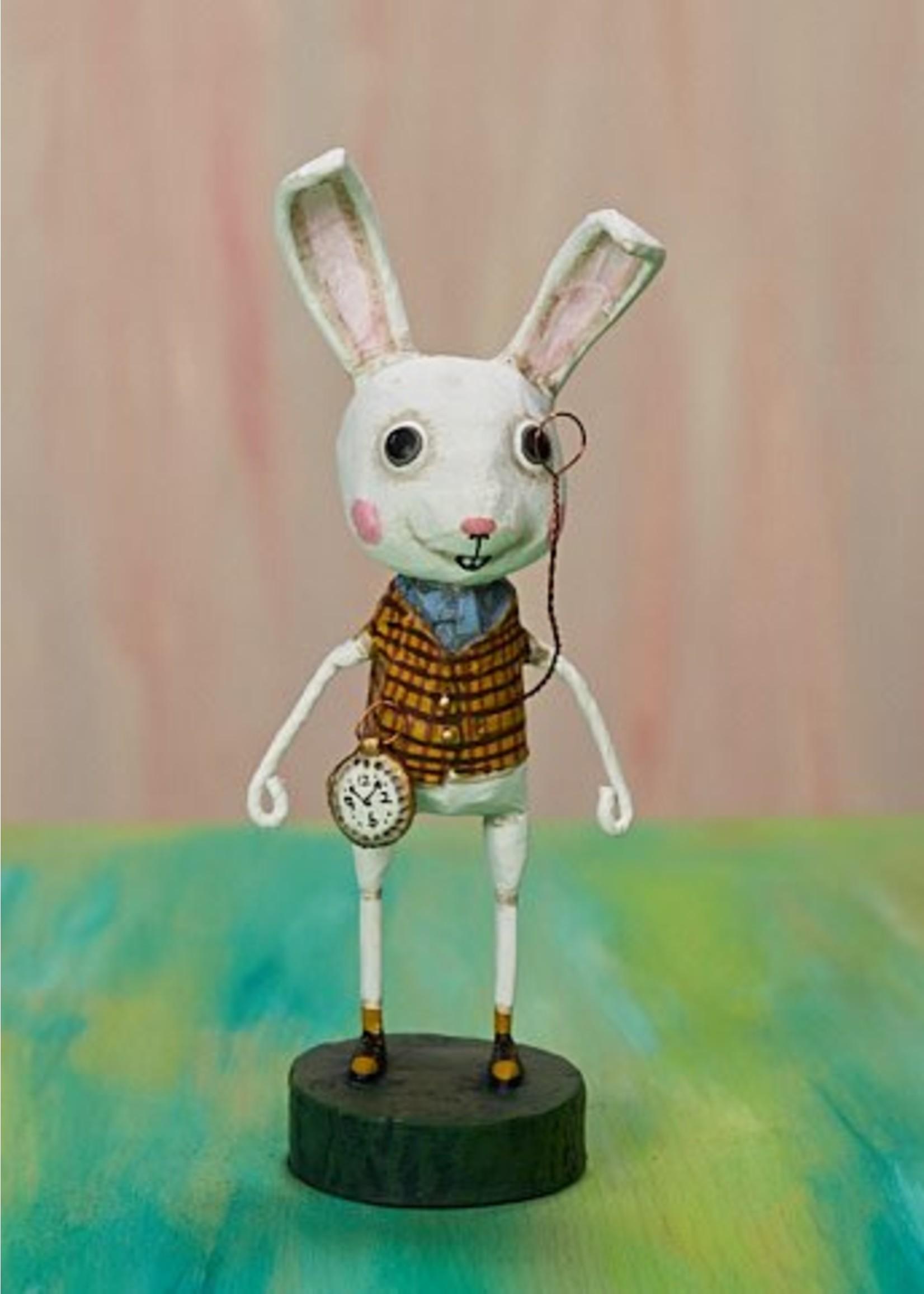 Lori Mitchell The White Rabbit