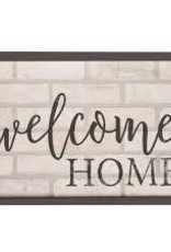 Brick Welcome Home