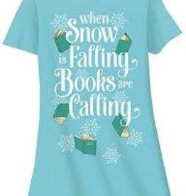 Snow Books Sleeper
