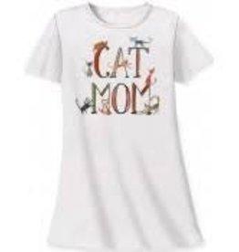 Cat Mom Sleeper