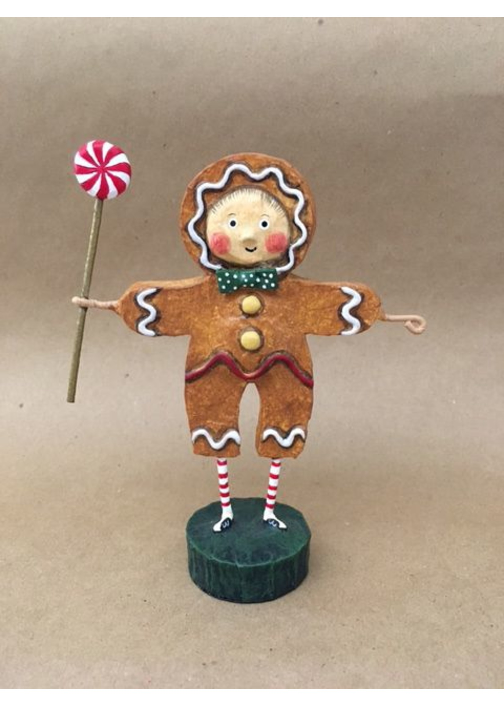 Lori Mitchell Gingerbread Boy