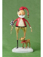 Lori Mitchell Santa Claus & Baby Comet