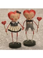 Lori Mitchell Sweethearts, set of 2