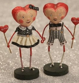 Lori Mitchell Sweethearts, set of 2