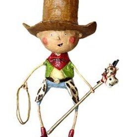 Getty Up Lil' Cowboy