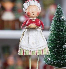 Lori Mitchell Mrs. Claus