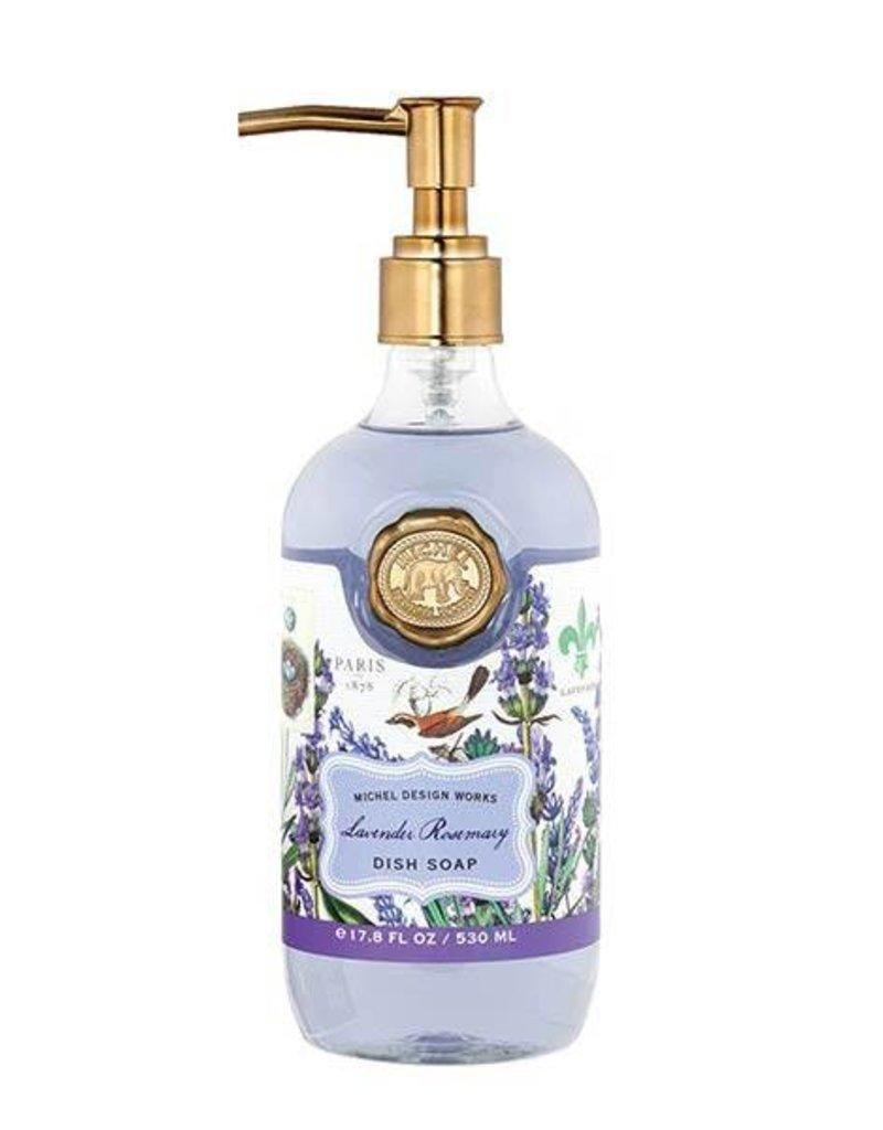 Lavender Rosemary Dish Soap