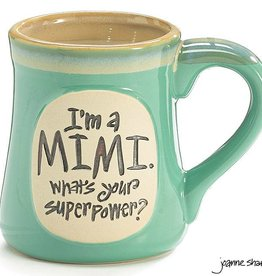 Mimi Superpower Mug