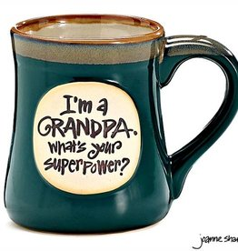 Grandpa Superpower Mug