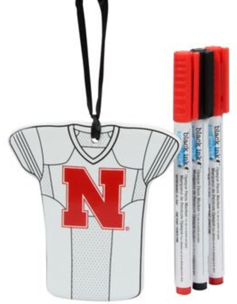 Just Add Color, Jersey, Univ of NE