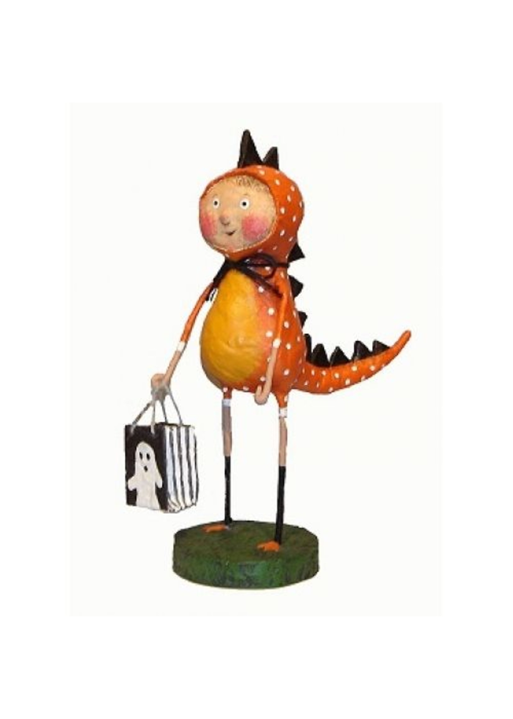 Lori Mitchell Dinky Dinosaur