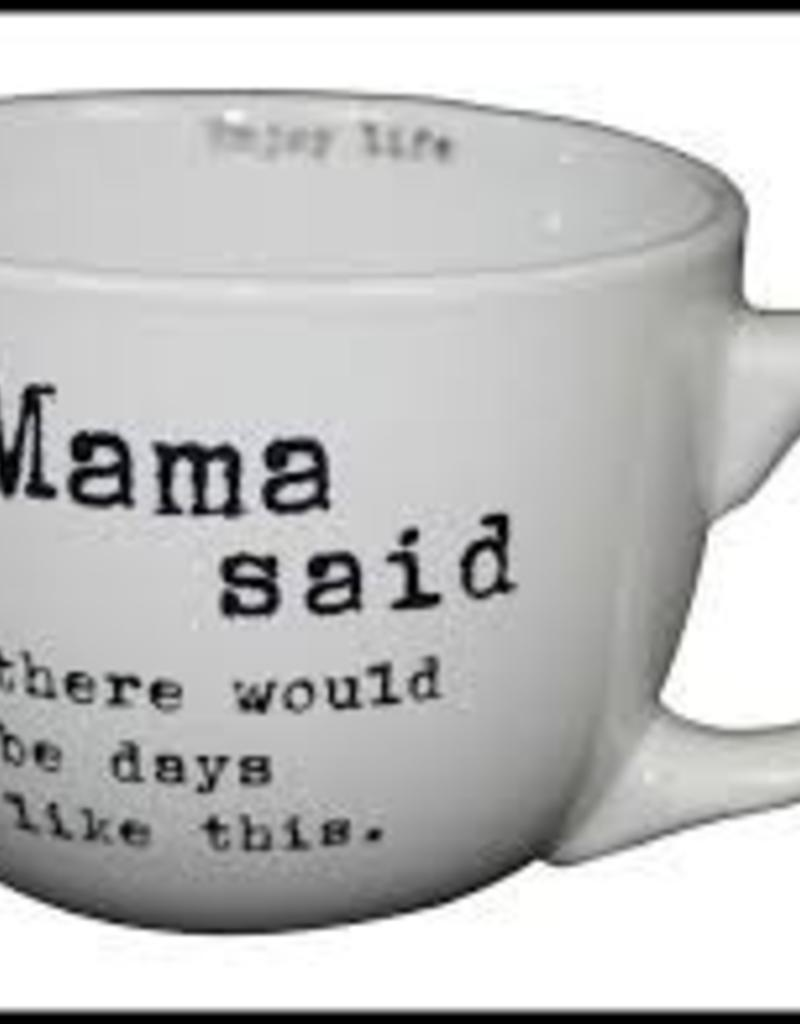 24 oz Mug Mama said there would be days like this