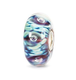 Trollbeads Moonlight Bubbles, Glass