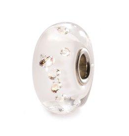 The Diamond Bead, White, Gemstone