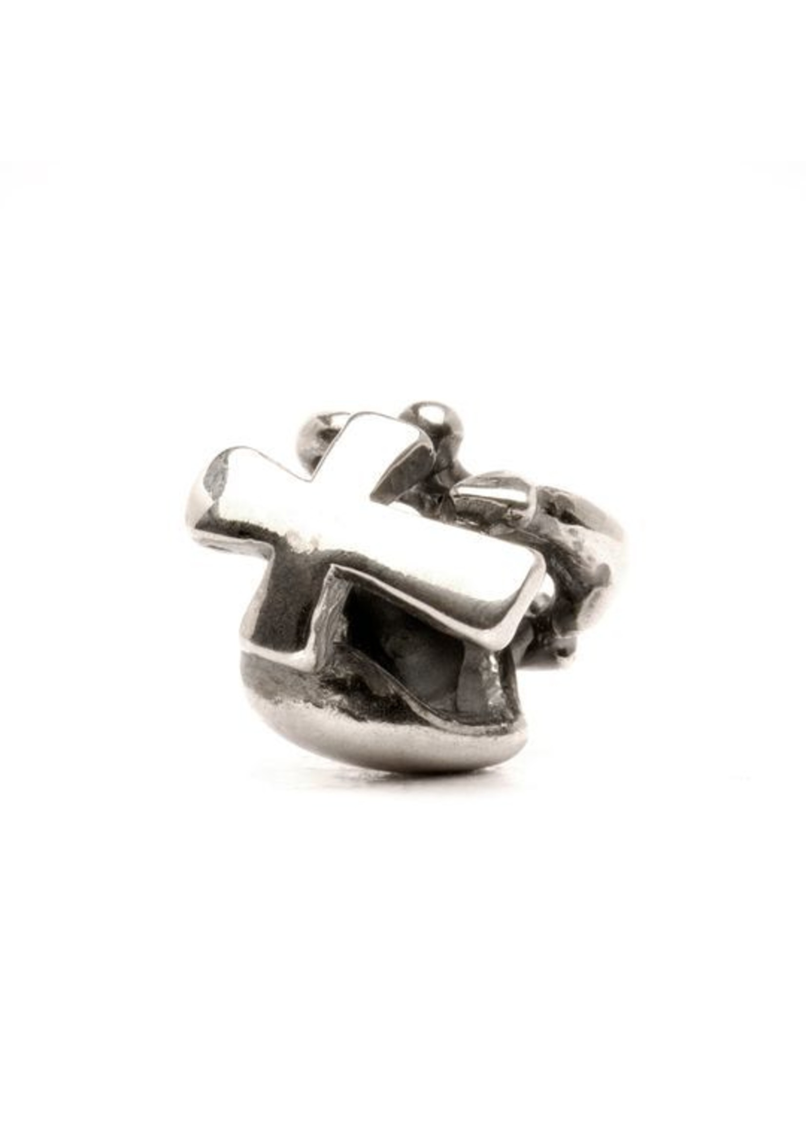 Trollbeads Faith, Hope & Charity, Silver