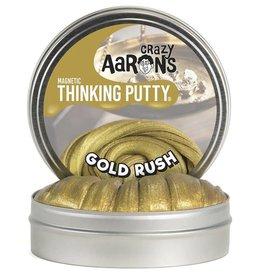 "Gold Rush Magnetic 4"" Tin plus magnet"