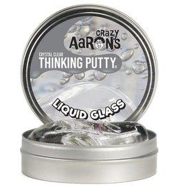 """Liquid Glass Crystal Clear 4"""" Tin"""