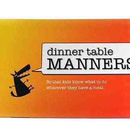 Papersalt Dinner Table Manners