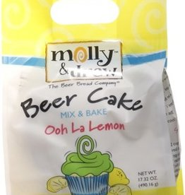 Oh La Lemon Beer Cake Mix