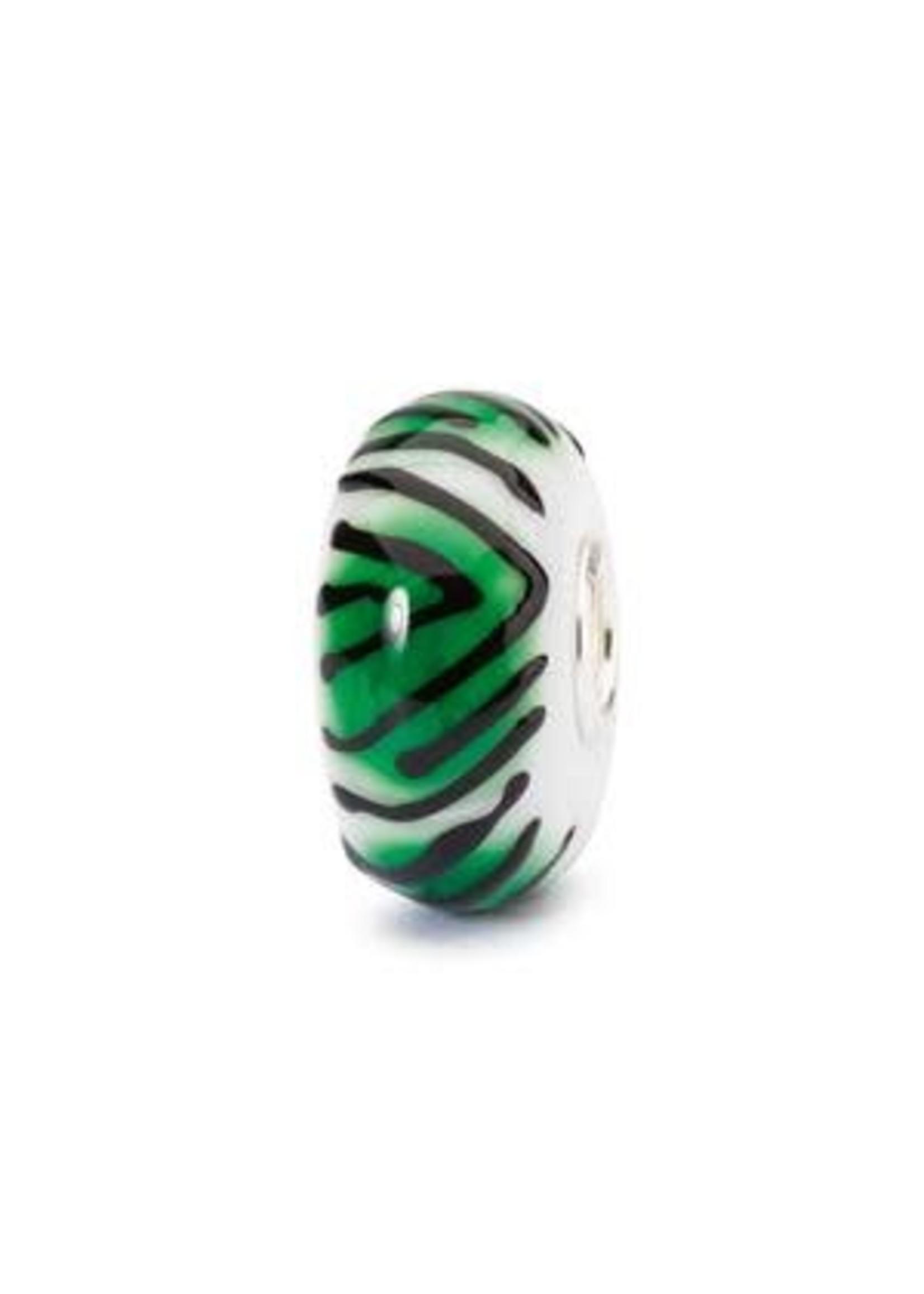 Trollbeads Emerald Tiger