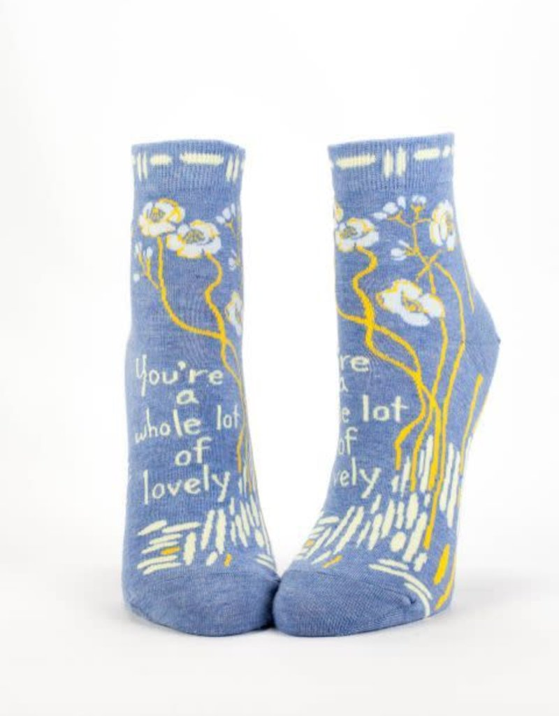 Whole Lot of Lovely Ankle Socks